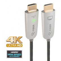 FIBBR Ultra HDMI Optical Fiber Cable